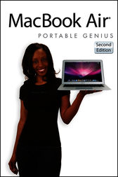 MacBook Air Portable Genius by Paul McFedries