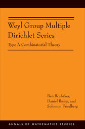 Weyl Group Multiple Dirichlet Series by Ben Brubaker