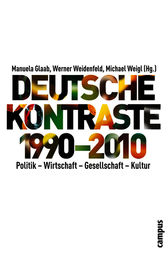 Deutsche Kontraste 1990-2010 by Stephan Bierling