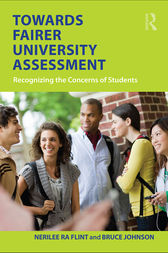 Towards Fairer University Assessment by Nerilee Flint
