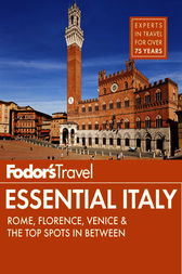 Fodor's Essential Italy by Fodor's