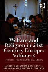 Welfare and Religion in 21st Century Europe, Volume 2 by Anders Bäckström