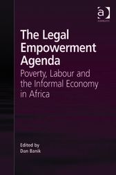 The Legal Empowerment Agenda by Dan Banik