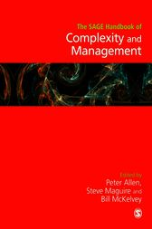 The SAGE Handbook of Complexity and Management by Peter Allen