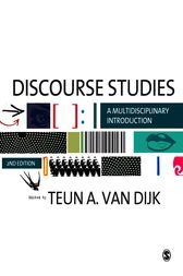 Discourse Studies by Teun A. van Dijk
