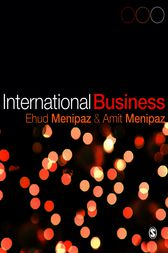 International Business by Ehud Menipaz