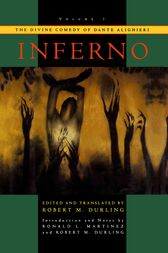 The Divine Comedy of Dante Alighieri, 1: Inferno by Dante Alighieri
