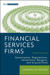 Financial Services Firms by Zabihollah Rezaee