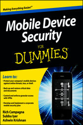 Mobile Device Security For Dummies by Rich Campagna