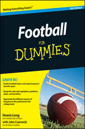 Football For Dummies by Howie Long