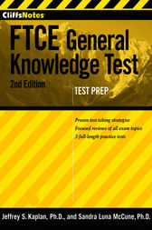 CliffsNotes FTCE General Knowledge Test