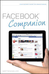 Facebook Companion by Matthew Miller