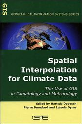 Spatial Interpolation for Climate Data