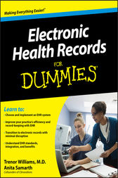 Electronic Health Records For Dummies by Trenor Williams
