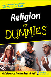 Religion For Dummies by Marc Gellman