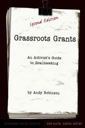 Grassroots Grants by Andy Robinson
