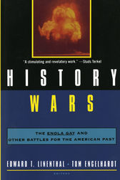 History Wars by Edward T. Linethal