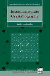 Incommensurate Crystallography by Sander van Smaalen