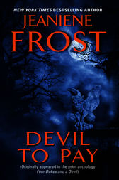 Devil to Pay by Jeaniene Frost