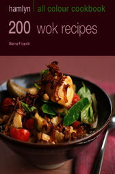200 Wok Recipes by Marina Filippelli