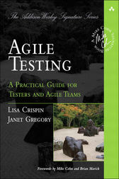 Agile Testing by Lisa Crispin
