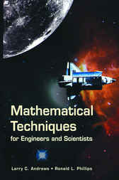 Mathematical Techniques for Engineers and Scientists