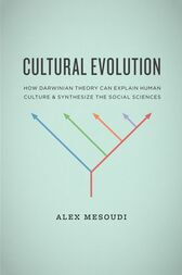 Cultural Evolution by Alex Mesoudi