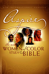 Aspire: The New Women of Color Study Bible-NIV book by ...