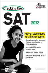 Cracking the SAT, 2012 Edition