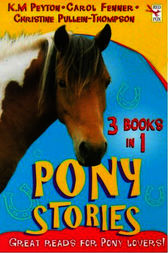 Pony Stories (3 Book Bind-Up) by