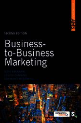 Business-to-Business Marketing by Ross Brennan