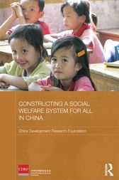 Constructing a Social Welfare System for All in China