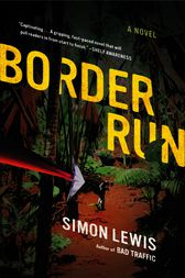 Border Run by Simon Lewis