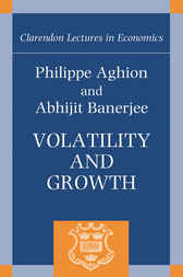 Volatility and Growth by Philippe Aghion