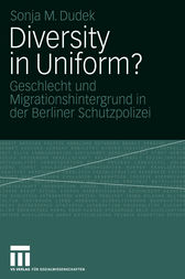 Diversity in Uniform? by Sonja Dudek