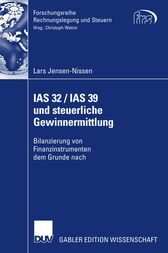 IAS 32 / IAS 39 und steuerliche Gewinnermittlung