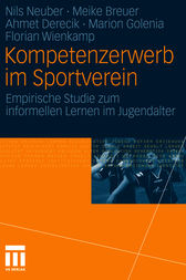 Kompetenzerwerb im Sportverein by Nils Neuber