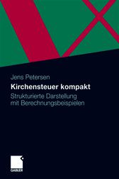 Kirchensteuer kompakt by Jens Petersen