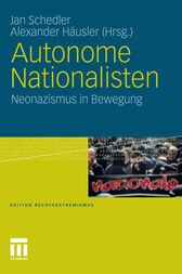 Autonome Nationalisten by Jan Schedler