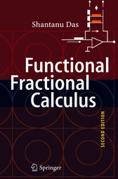 Functional Fractional Calculus by Shantanu Das
