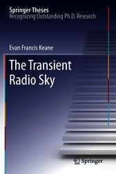 The Transient Radio Sky by Evan Francis Keane