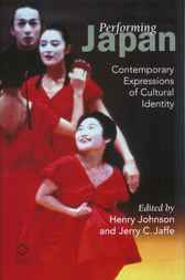 Performing Japan by Henry Johnson