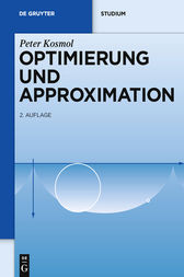 Optimierung und Approximation by Peter Kosmol