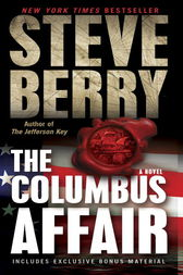 The Columbus Affair: A Novel (with bonus short story The Admiral's Mark) by Steve Berry