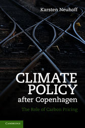 Climate Policy after Copenhagen by Karsten Neuhoff