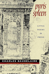 Paris Spleen by Charles Baudelaire