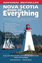 Nova Scotia Book of Everything by John MacIntyre