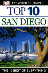 DK Eyewitness Top 10 Travel Guide: San Diego by Dorling Kindersley Ltd