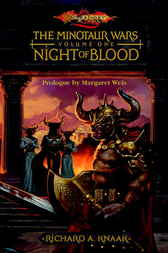 Night of Blood by richard a. Knaak