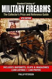Standard Catalog of Military Firearms by Philip Peterson